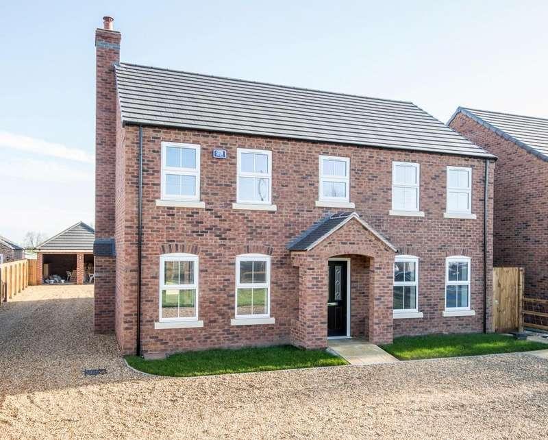 5 Bedrooms Detached House for sale in Fridaybridge Road, Elm
