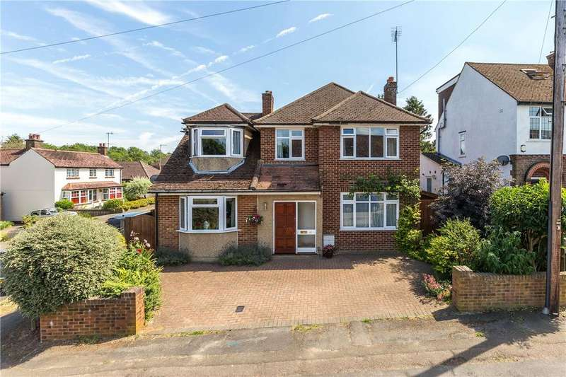 4 Bedrooms Detached House for sale in St. James Road, Harpenden, Hertfordshire