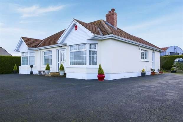 3 Bedrooms Detached Bungalow for sale in Freughmore Road, Seskanore, Omagh, County Tyrone