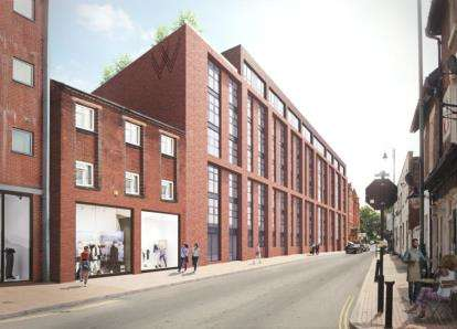 2 Bedrooms Flat for sale in Westminster Works, Alcester Street, Birmingham