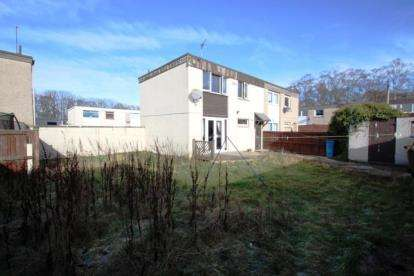 2 Bedrooms Semi Detached House for sale in Denholm Court, Glenrothes