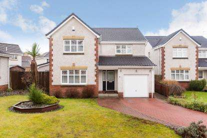5 Bedrooms Detached House for sale in Alloway Grove, Paisley