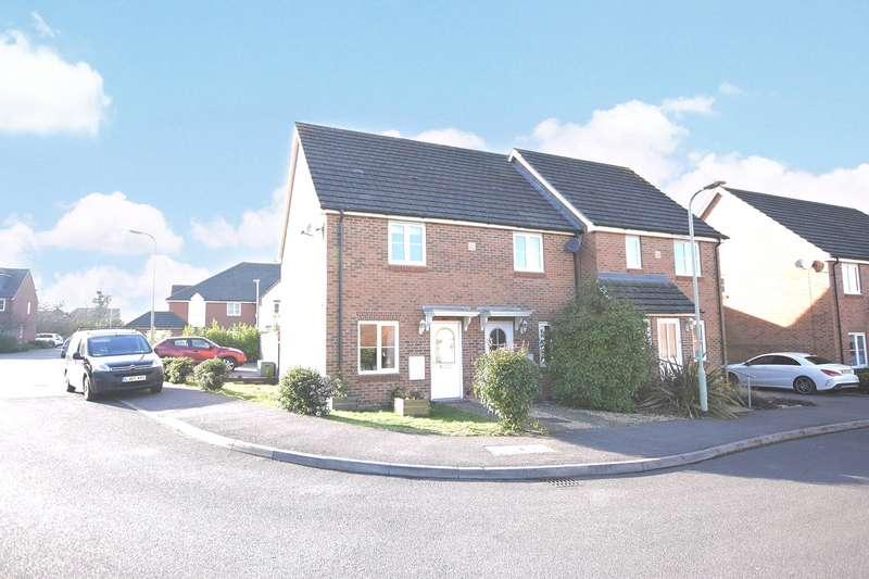 2 Bedrooms End Of Terrace House for sale in Jersey Drive, Winnersh, Wokingham, Berkshire, RG41