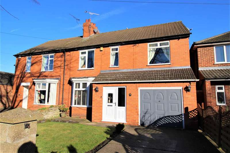 4 Bedrooms Semi Detached House for sale in Bristol Drive, Boultham Park, Lincoln