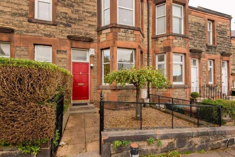 2 Bedrooms Ground Flat for sale in 50 Abercorn Road, Edinburgh, EH8 7DP
