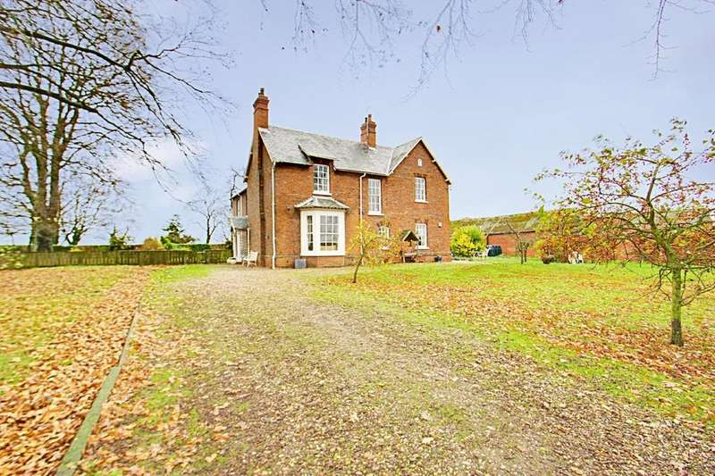 4 Bedrooms Semi Detached House for sale in Skirlaugh Road, Swine, Hull, East Riding of Yorkshire, HU11