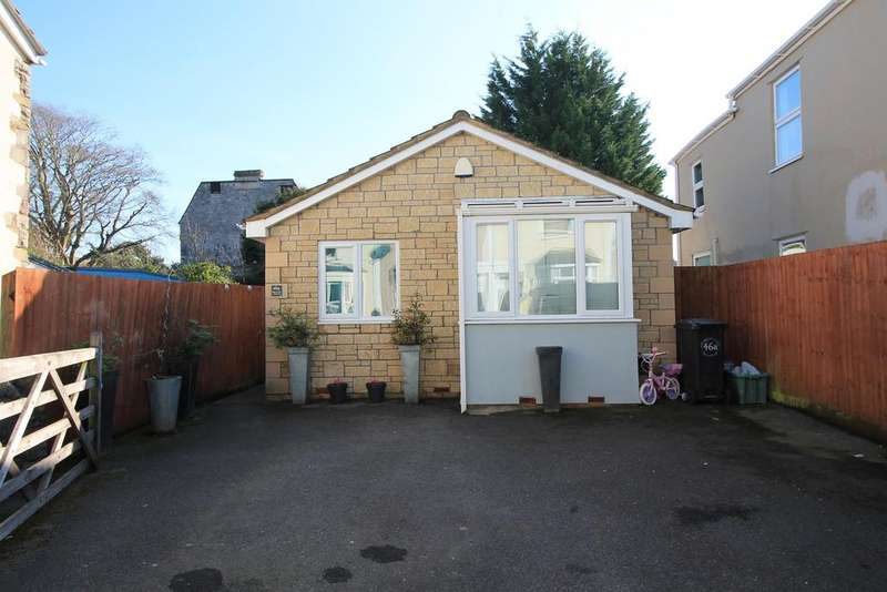 2 Bedrooms Detached Bungalow for sale in Elborough Avenue, Yatton, North Somerset, BS49 4DS
