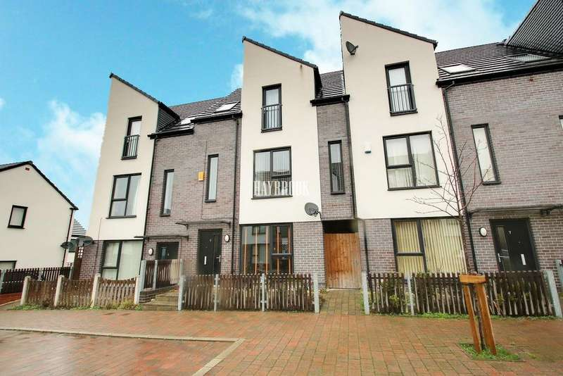 4 Bedrooms Town House for sale in Brearley Drive, Sheffield