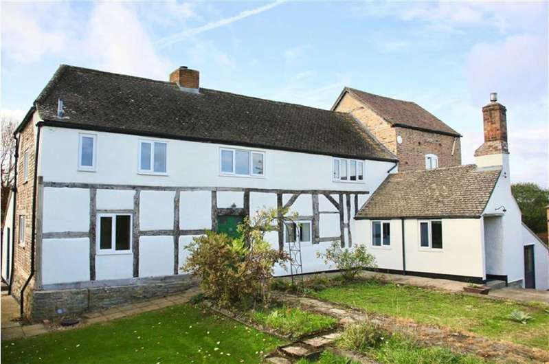 5 Bedrooms Detached House for sale in Blackwells End, Hartpury, Gloucester