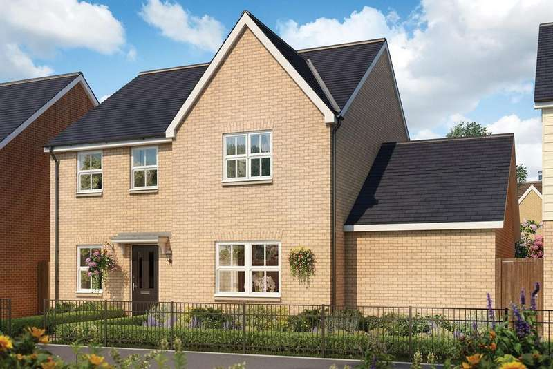 4 Bedrooms Detached House for sale in The Eversden Tall Trees, Biggleswade Road, Potton, SG19