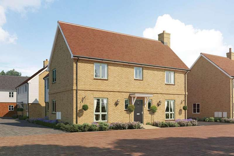 4 Bedrooms Detached House for sale in The Canterbury Tall Trees, Biggleswade Road, Potton, SG19