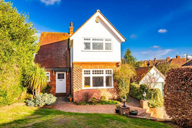 4 Bedrooms Detached House for sale in High Gable, Goring on Thames, RG8
