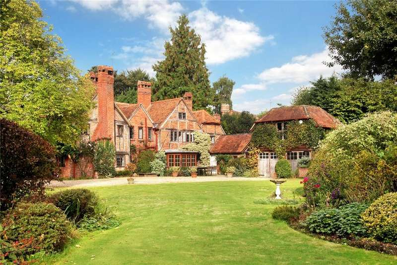 6 Bedrooms Detached House for sale in The Street, Waltham St. Lawrence, Berkshire, RG10