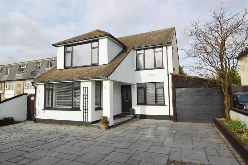 3 Bedrooms Detached House for sale in London Road, Hadleigh, Benfleet, Essex, SS7