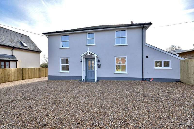 4 Bedrooms Detached House for sale in Silver Street, Wethersfield, Nr Braintree, Essex, CM7
