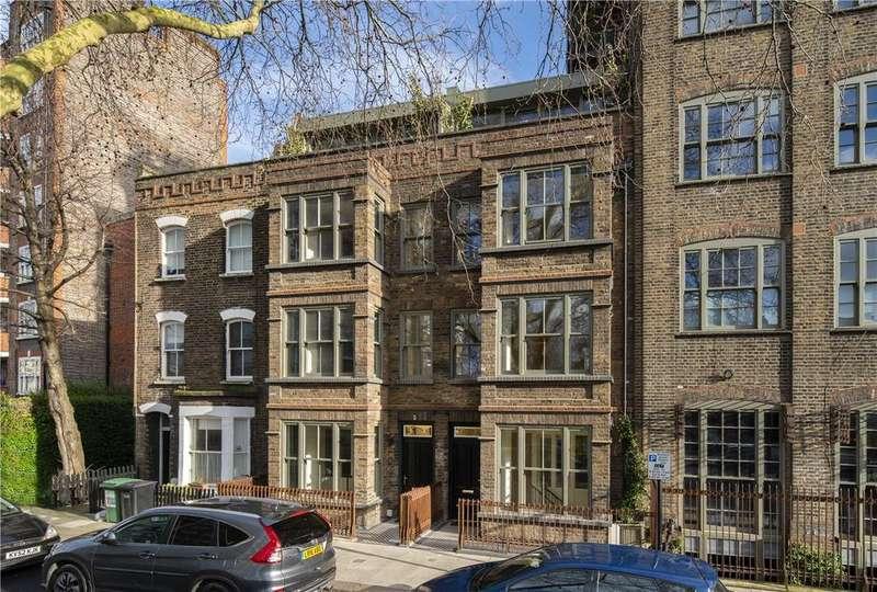 4 Bedrooms Terraced House for sale in Belmont Street, Camden, London, NW1
