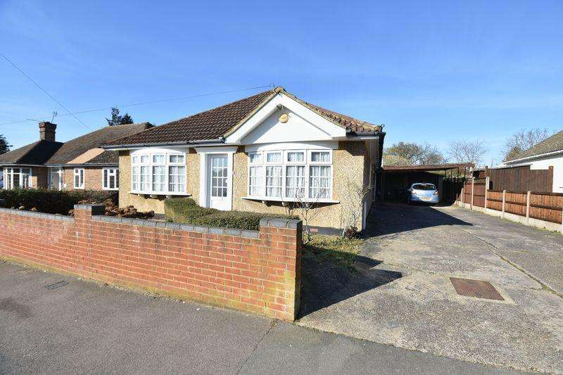 4 Bedrooms Detached Bungalow for sale in Sowerby Avenue, Luton