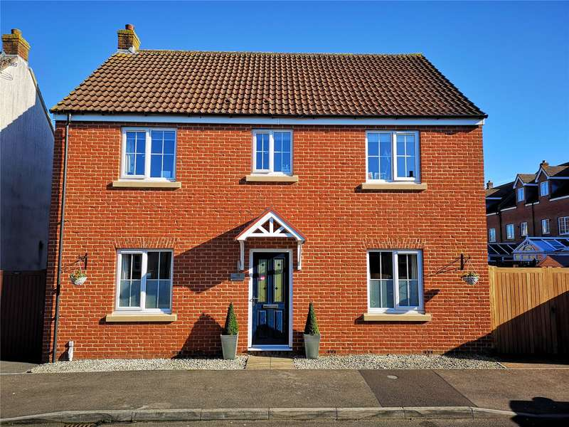 4 Bedrooms Detached House for sale in Fern Brook Lane, Gillingham, Dorset, SP8