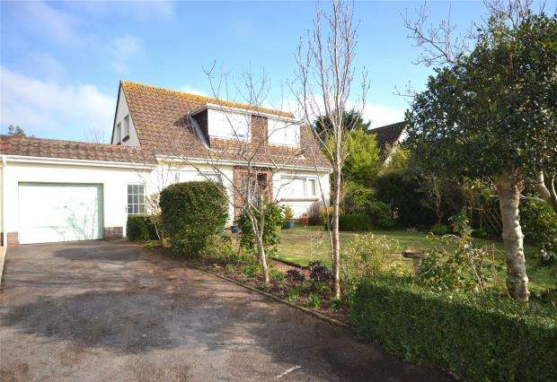 3 Bedrooms Detached House for sale in Trefusis Way, East Budleigh, Budleigh Salterton, Devon