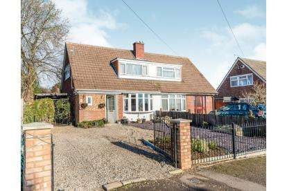 3 Bedrooms Semi Detached House for sale in St. Marys Road, Wootton, Bedford, Bedfordshire
