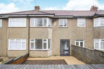 3 Bedrooms Terraced House for sale in Collingwood Avenue, Kingswood, Bristol
