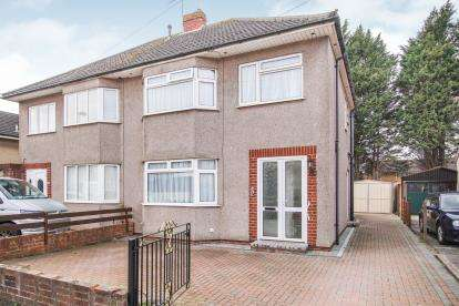 3 Bedrooms Semi Detached House for sale in Windsor Drive, Yate, Bristol, South Gloucestershire