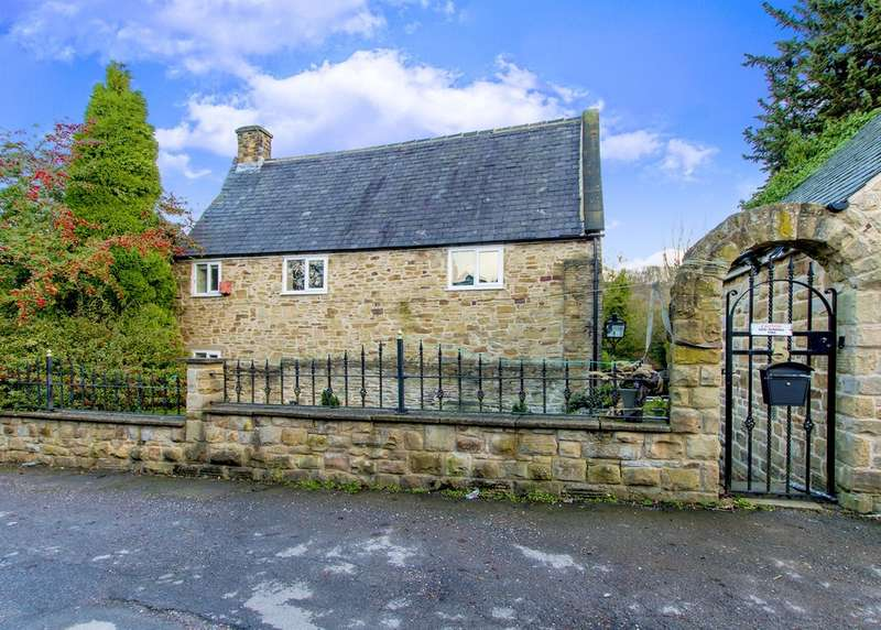 3 Bedrooms Detached House for sale in 5 Dore Road, Dore, S17 3NA