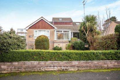 3 Bedrooms Detached House for sale in Hillside Court, Holywell, Flintshire, North Wales, CH8