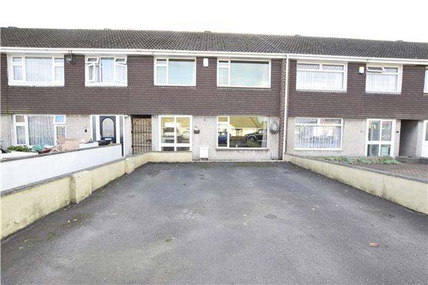 3 Bedrooms Terraced House for sale in Heath Rise, Warmley, BS30 8DD