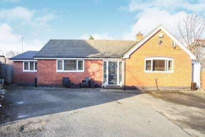 3 Bedrooms Bungalow for sale in Dean Street, Winsford, Cheshire