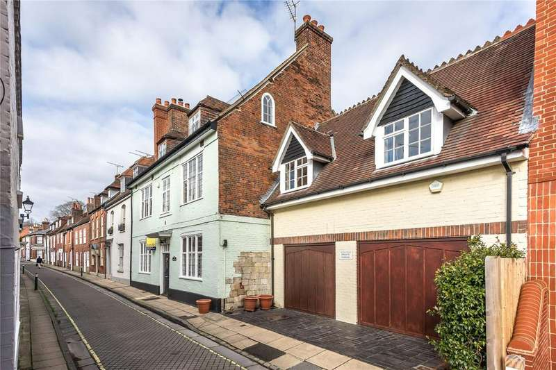 7 Bedrooms Unique Property for sale in Canon Street, Winchester, Hampshire, SO23