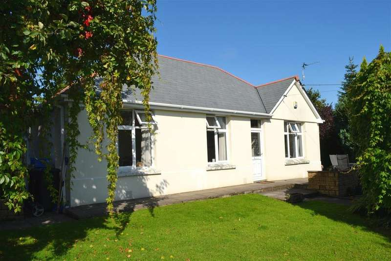 3 Bedrooms Detached Bungalow for sale in Blakeshill Road, Landkey, Barnstaple