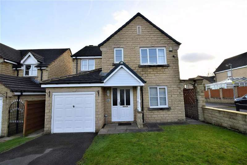 4 Bedrooms Detached House for sale in The Birdwalk, Bradford