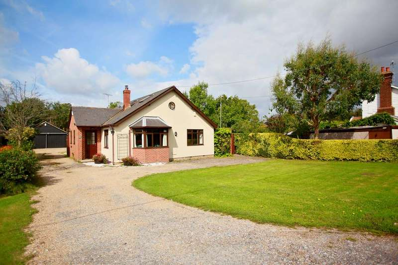 4 Bedrooms Chalet House for sale in Seven Star Green, Eight Ash Green, CO6 3QB