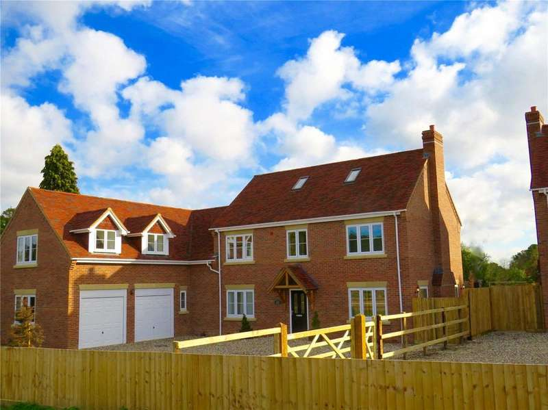 6 Bedrooms Detached House for sale in Baughurst Rd, Baughurst, RG26