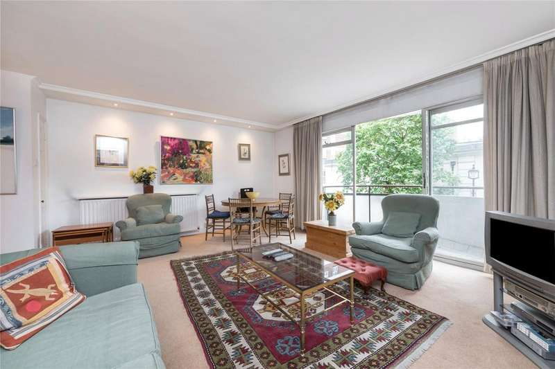 2 Bedrooms Flat for sale in Clifton Place, Hyde Park, London