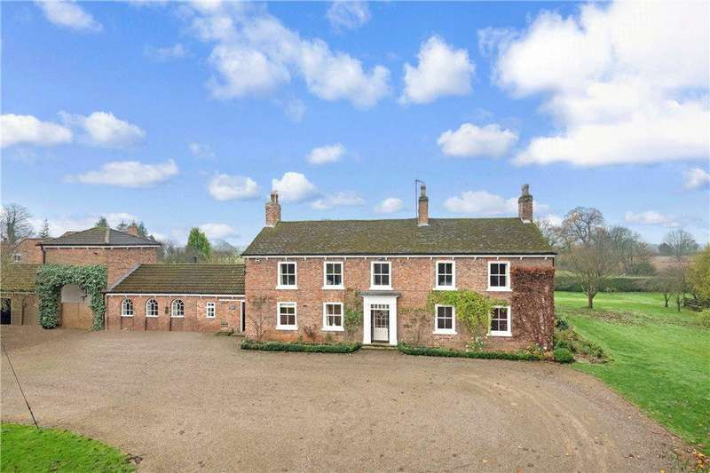6 Bedrooms Equestrian Facility Character Property for sale in Bilton-in-Ainsty, York