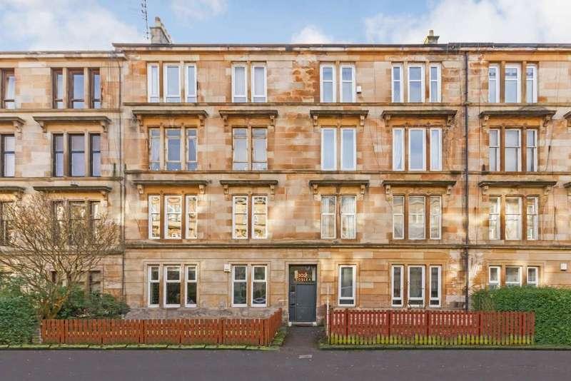 2 Bedrooms Flat for sale in Roslea Drive, Dennistoun, Glasgow, G31 2RR