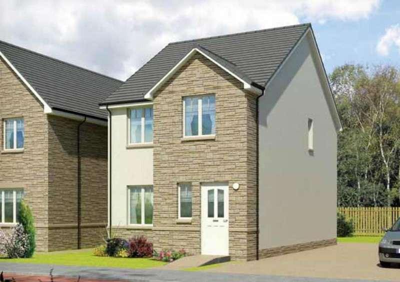 3 Bedrooms Detached House for sale in Plot 4 Nevis, Oaktree Gardens, Alloa, Clackmannanshire, FK10 1QY