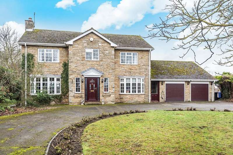4 Bedrooms Detached House for sale in Thorpe in Balne SOUTH YORKSHIRE