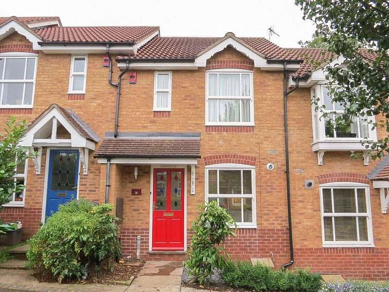 2 Bedrooms Terraced House for sale in The Beeches, Bradley Stoke, Bristol, BS32