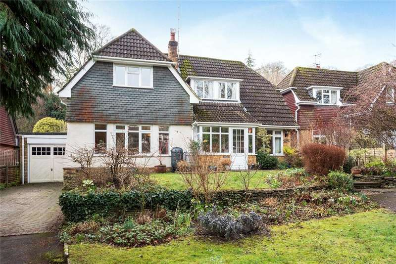 4 Bedrooms Detached House for sale in Milnthorpe Lane, Winchester, Hampshire, SO22