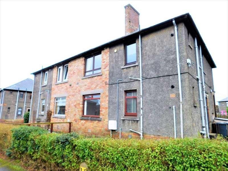 2 Bedrooms Flat for sale in 37 Oak Street, Kelty, Fife, KY4