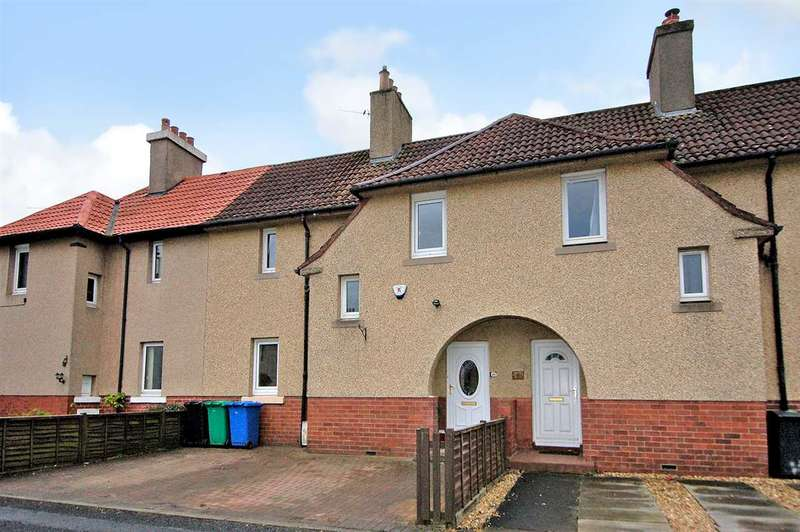 3 Bedrooms Terraced House for sale in Harley Street, Rosyth