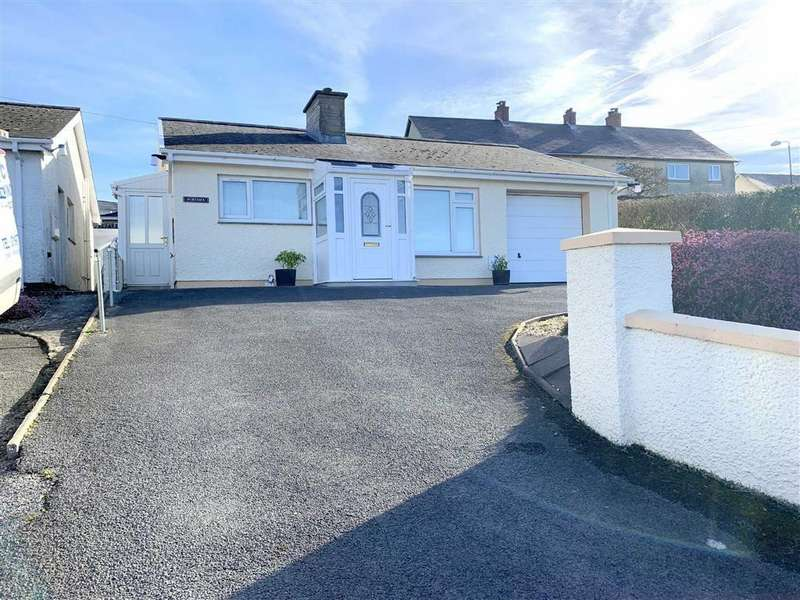 3 Bedrooms Detached Bungalow for sale in Aberaeron, Ceredigion