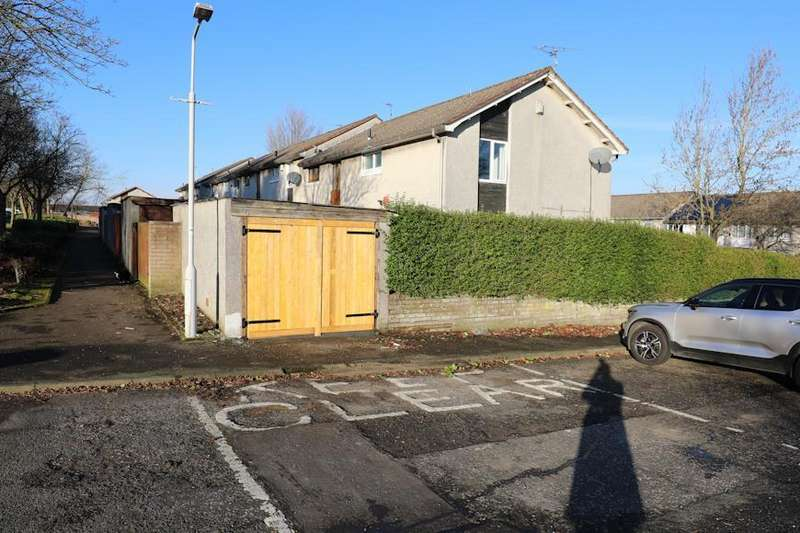 2 Bedrooms End Of Terrace House for sale in Muirfield Drive, Glenrothes