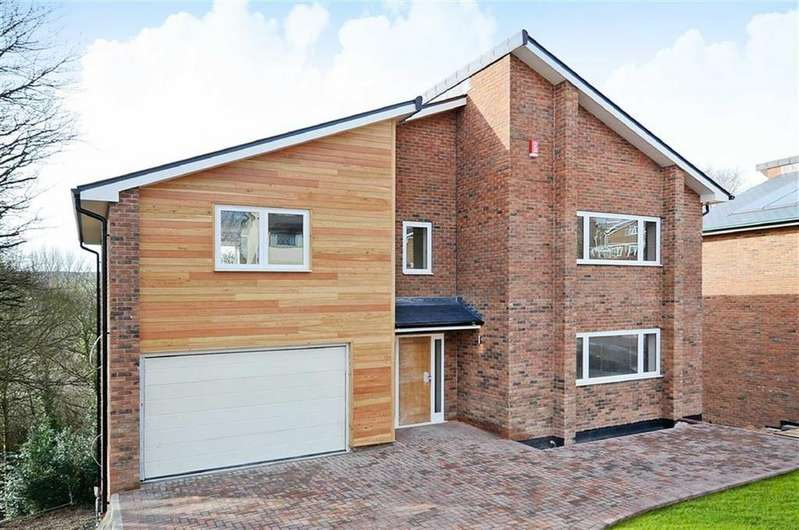 5 Bedrooms Detached House for sale in Canterbury Crescent, Sheffield, Yorkshire