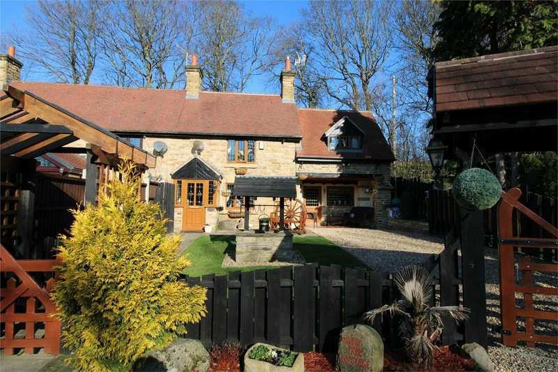 3 Bedrooms Cottage House for sale in Longley Lane, Longley, SHEFFIELD, South Yorkshire