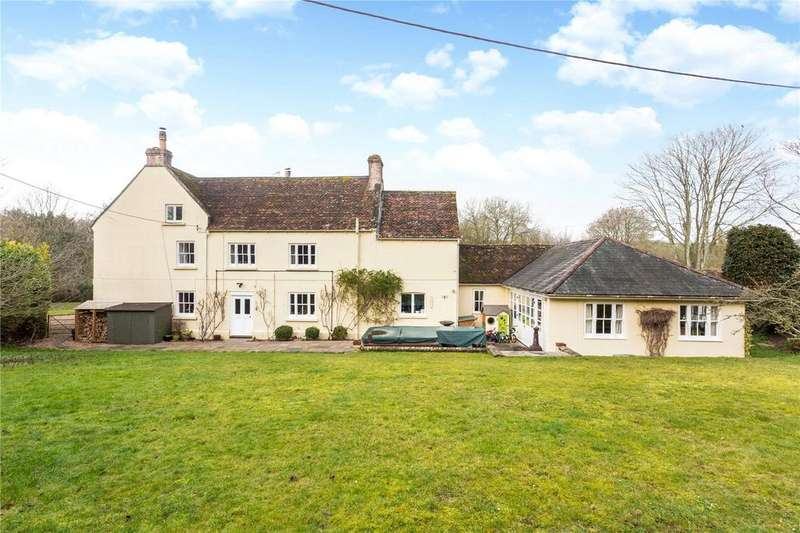 6 Bedrooms Detached House for sale in Stapleford, Salisbury, SP3