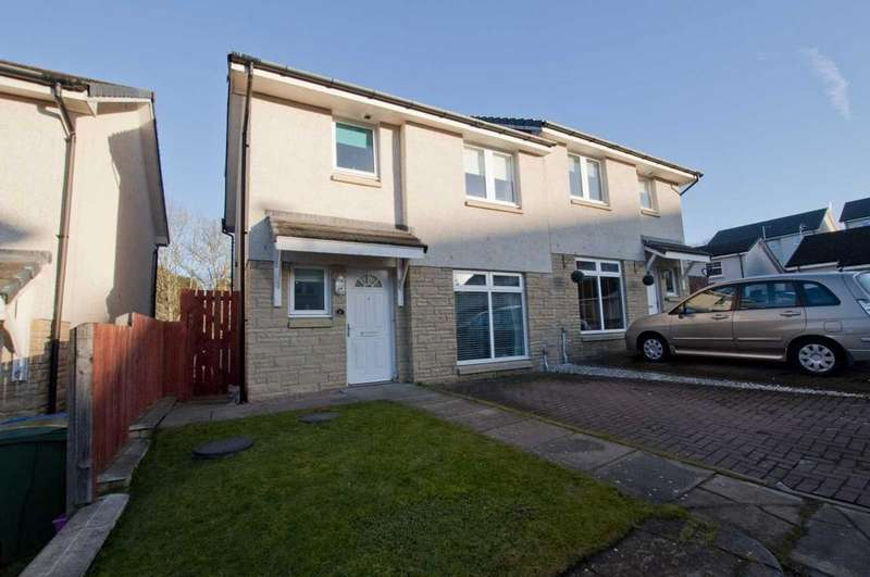 3 Bedrooms Semi Detached House for sale in 4 Benbuck View, Tillicoultry, Clackmannanshire FK13 6DN, UK